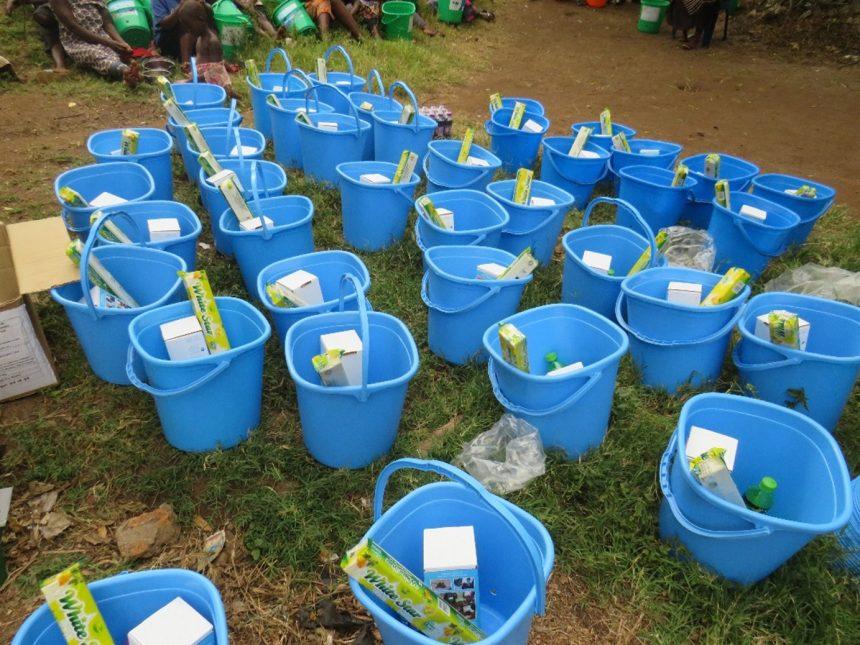 Kyanzuki Water Works Distribution